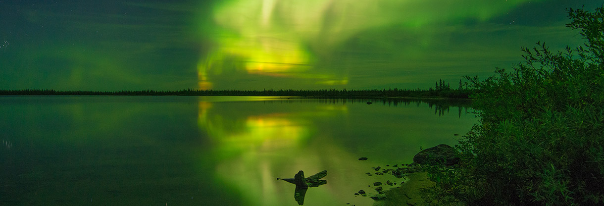 Slider Northern Lights