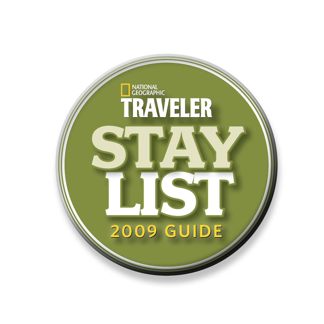 Stay List Logo 2009