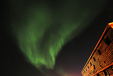 Northern Lights In Churchill Manitoba