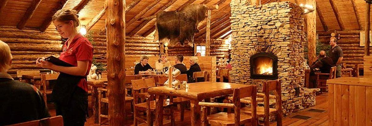 Lazy Bear Lodge Cafe