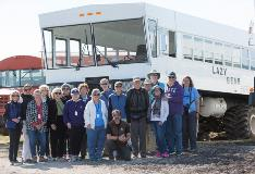Group Photo Polar Bear Tour Churchill Manitoba