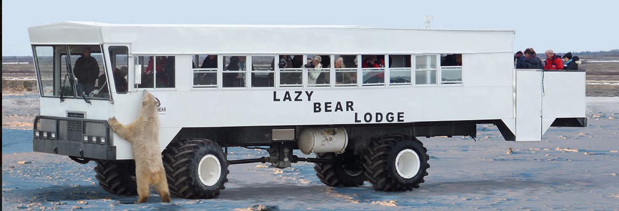 UPBA Polar Bear Arctic Crawler